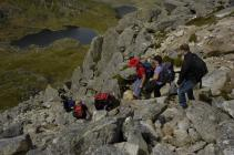 Tryfan and Glyders Walk 36