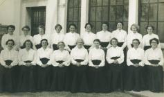 Borth women's choir