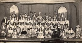 1943 The Gondoliers Cast
