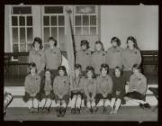 Girl Guides Group, Blaenau Ffestiniog
