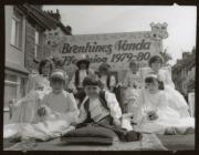 Brenhines Vanda, Ffestiniog 1979-80