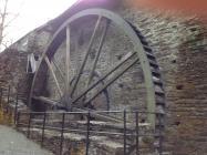 Furnace wheeli
