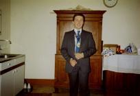 Carmarthenshire YFC County Chairman 1988-89