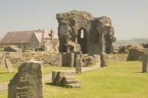 Aberystwyth Castle 05