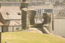 Aberystwyth Castle 13