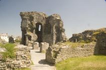 Aberystwyth Castle 14