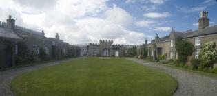 Panorama Fort Belan