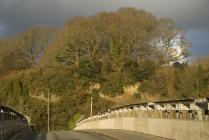 Tal-y-Cafn Castle 02