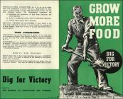 Dig for Victory leaflet