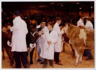 31. Young Farmers Club at the Winter Fair,...