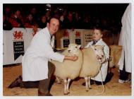 40. Young Farmers Club at the Winter Fair,...