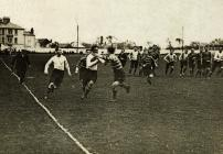 Swansea v Leicester November 2nd 1912