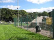 Llangeinor park and recreation ground, 2013