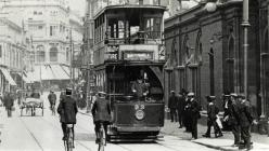 The Swansea Tram c1909