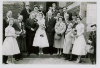 John M Key & Eileen Deakin's Wedding,...