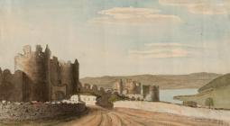 Conway Castle - Griffith, Moses