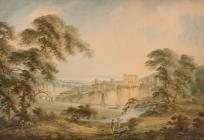 Chepstow Castle - Pocock, Nicholas