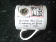 Cwmbran Commemorative Mug