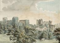 Chepstow Castle - Griffith, Moses