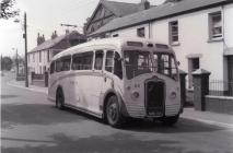 Bus Church Street Tredegar