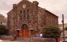 Castle Street Congregational Church Tredegar