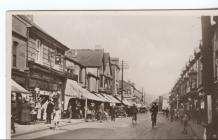 Commercial Street Tredegar
