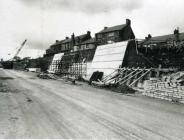 Construction of Heads of the Valley Road at...
