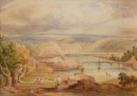 Chepstow Castle - Fielding, Copley