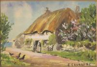 Thatched Cottage - Saunders, Eric