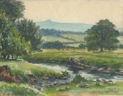 Rural Landscape - Saunders, Eric