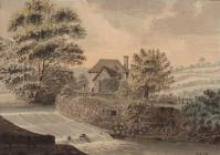 Caerleon Mill and Weir - Cooke, Thomas