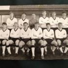 Glamorgan Constabulary Police Cadets football...