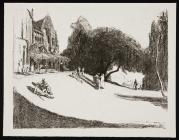 Convalescence in England - Claude Shepperson