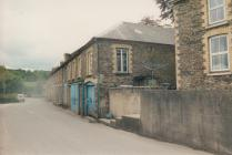 Pontsian Mill. Landysul. Cardiganshire.