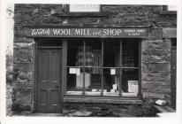 Penmachno Woollen Mill. Bettws-Y-Coed