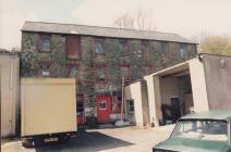 Pantolwen Woollen Mill