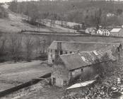 Upper Mill,  Glyn Ceiriog, Wrexham