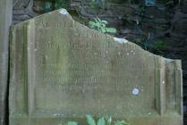 Churchyard monument at St Cadoc Church, Carleon