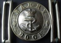 Barry Dock & Railway Company Police