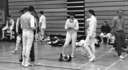 University of Wales Aberystwyth Fencers at the...