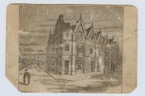 Postcard of Whites Hotel Porthcawl