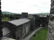 Caerphilly castle great hall