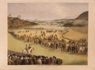 Abergavenny Steeplechase - The start