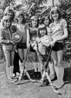 Llanfihangel y Creuddyn School 1980- Winners of...