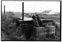East Moors steelworks 1970s