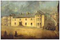 Attack on Westgate Hotel in 1839, W. Howell