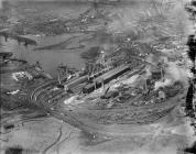 MARGAM IRON AND STEEL WORKS, TAIBACH
