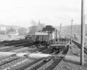 GWR VoR Exchange Siding, Aberystwyth, 20 Oct 1963