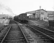 Felin Fach Station, 13 Nov 1963
