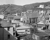 Aberystwyth Roofscape, Apr/May 1964